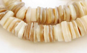 Square Cut, 7/8mm, Kabibe Shell beads, TROPICAL SHELL BEADS