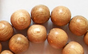 Round, 10mm, Rosewood beads, EXOTIC WOODEN BEADS
