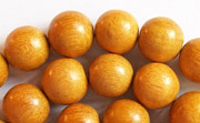 Round, 10mm, Jackfruit beads, EXOTIC WOODEN BEADS