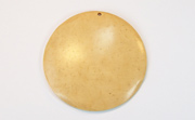 Disc, 50mm, Coco, Natural beads, NATURAL COCONUT PENDANTS & PARTS