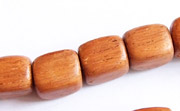 Dice, 10x10x10mm, Bayong beads, EXOTIC WOODEN BEADS