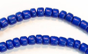 Pucalet, 4/5mm, Coco, Royal Blue beads, DYED COCONUT BEADS