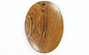 Oval, 40x29mm, Robles beads, EXOTIC WOODEN PENDANTS
