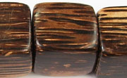 Dice, 20x20x20mm, Patikan beads, EXOTIC WOODEN BEADS