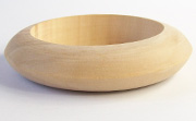 Bangle, Rounded Point, 20x14mm, Wood beads, WOODEN BANGLES