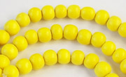 Round, 6mm, Wood, R26 beads, DYED WOODEN BEADS