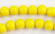 Round, 8mm, Wood, R26 beads, DYED WOODEN BEADS