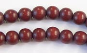 Round, 8mm, Wood, E7 beads, DYED WOODEN BEADS
