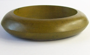 Bangle, Rounded Point, 20x14mm, Wood, E8 beads, WOODEN BANGLES