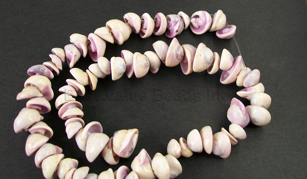 Shell Beads - Bead Manufacturer