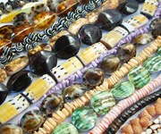 TROPICAL SHELL BEADS